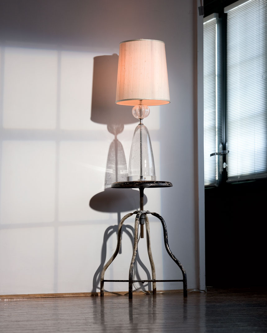 Bell jar table lamp tracy glover studio official website bell jar table lamp geotapseo Choice Image