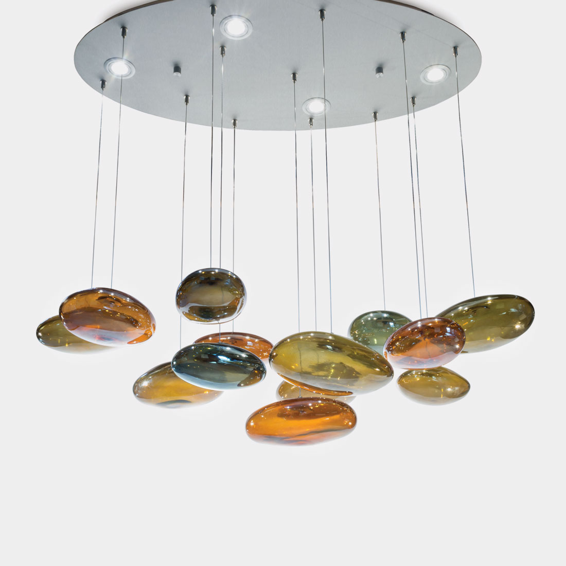 Koi Pond Chandelier Tracy Glover Studio Official Website