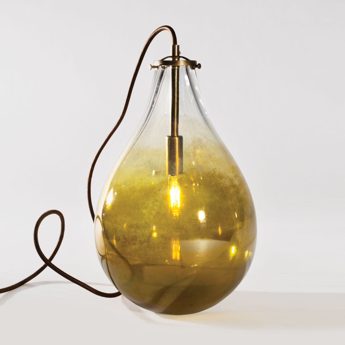 Teardrop table lamp tracy glover studio official website aloadofball Images