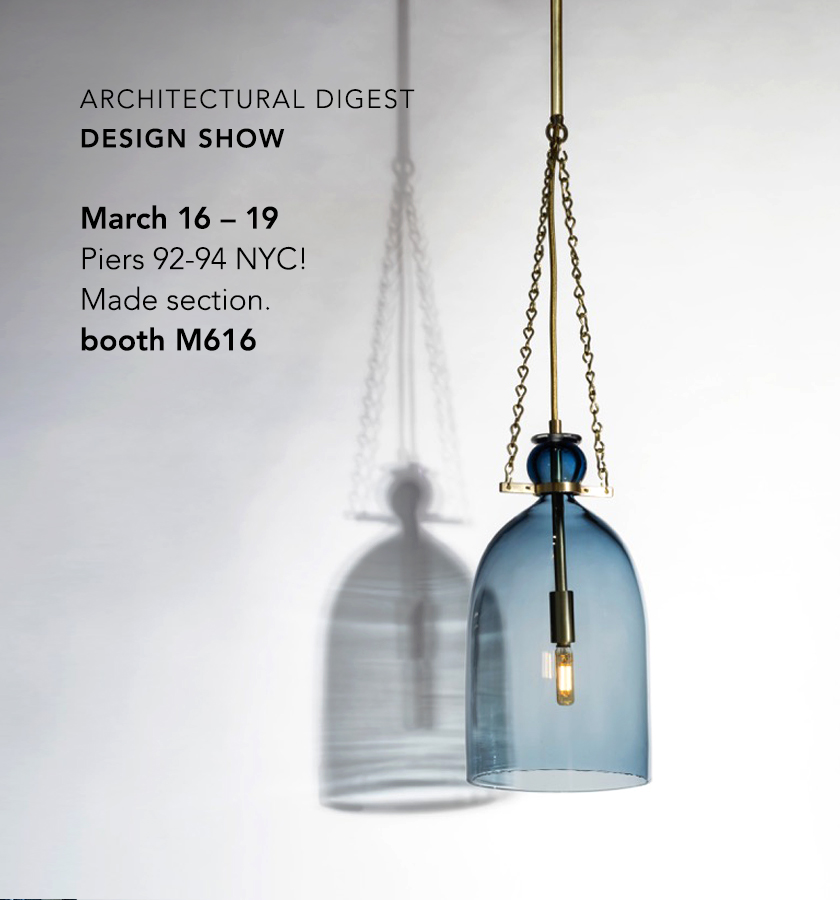 Architectural Digest Design Show Tracy Glover Studio Official Website