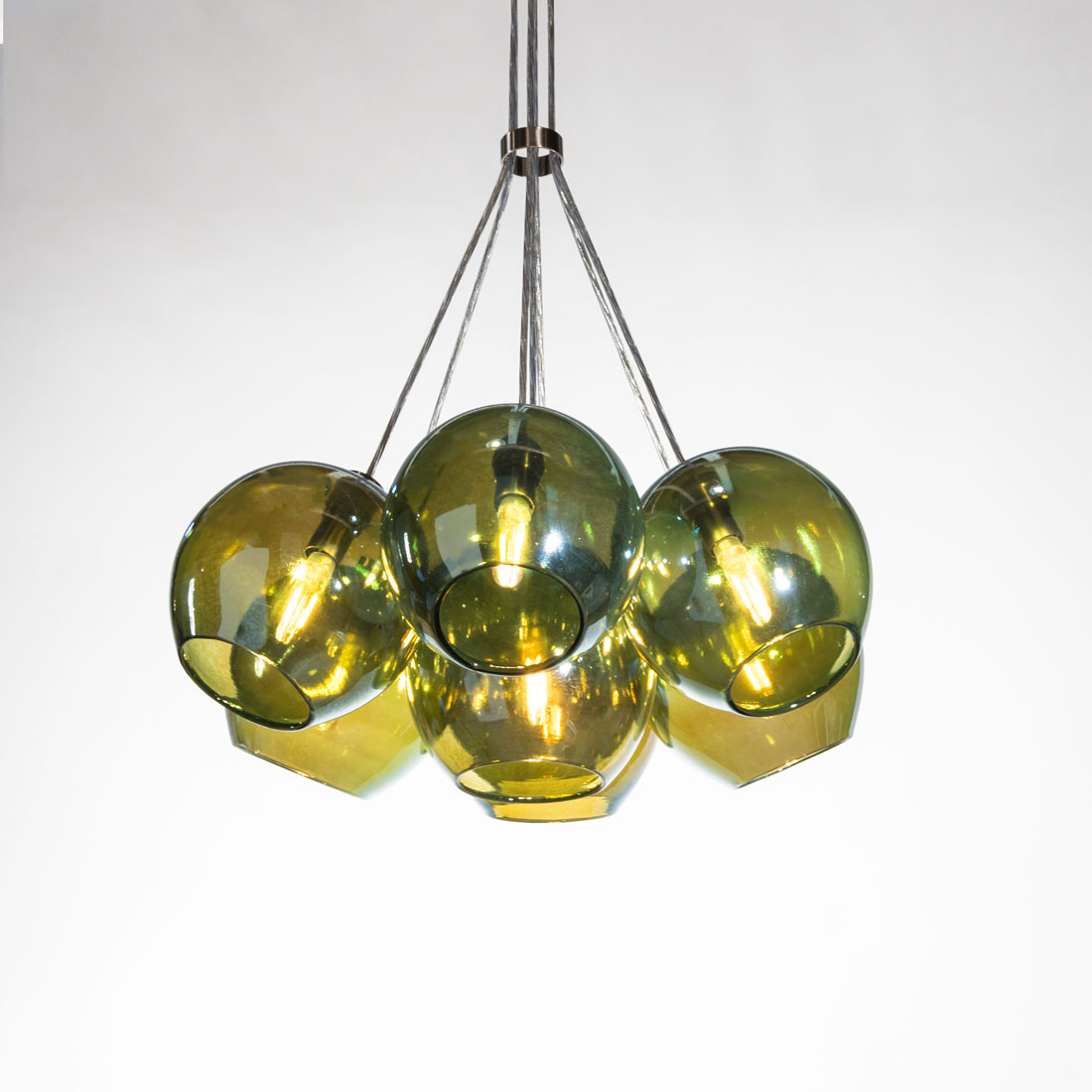 Globe Cluster Chandelier Tracy Glover Studio Official